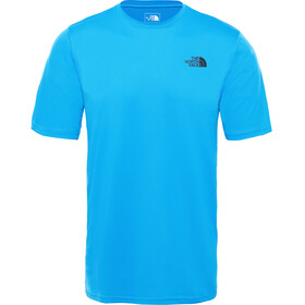 The North Face Flex II Hardloopshirt korte mouwen Heren blauw